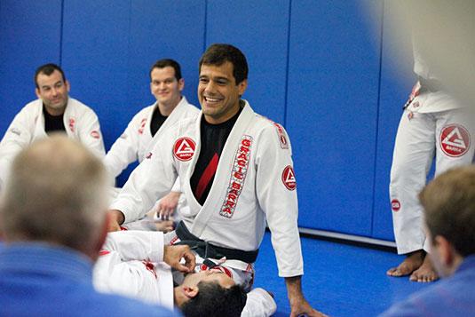 Men's Gracie Jiu Jitsu West County | Men's Martial Arts Classes in