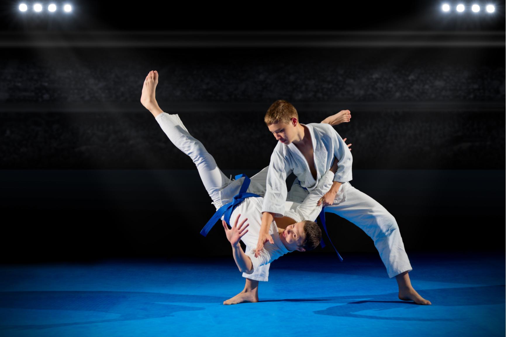judo classes near me - judo lessons